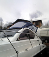 Full Canopy ... & Boat Cover Manufacturers based at Windsor Marina on River Thames